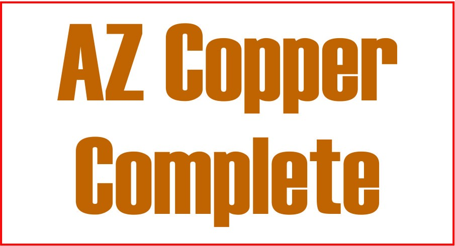 Arizona Copper Complete MS-062010