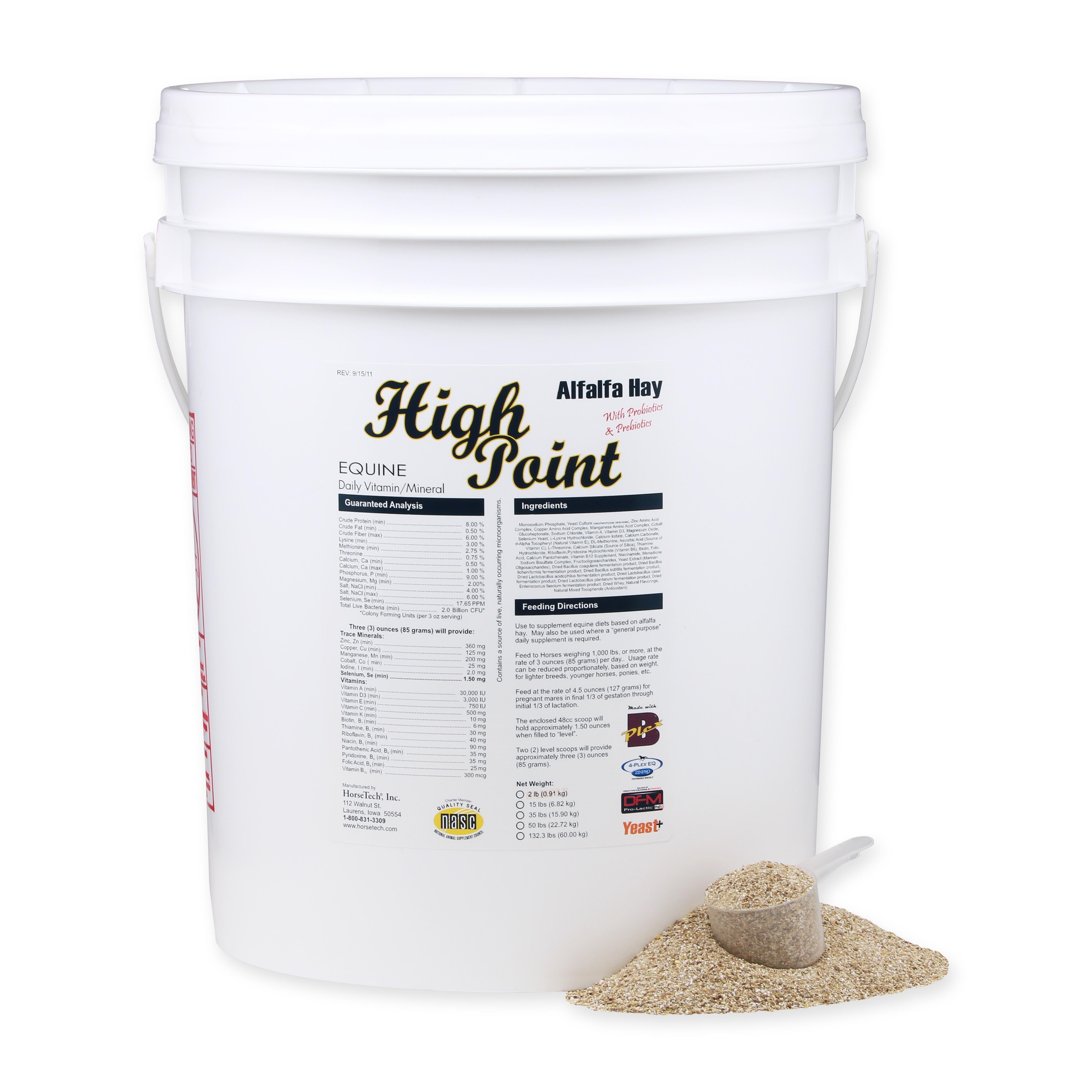 High Point-Alfalfa