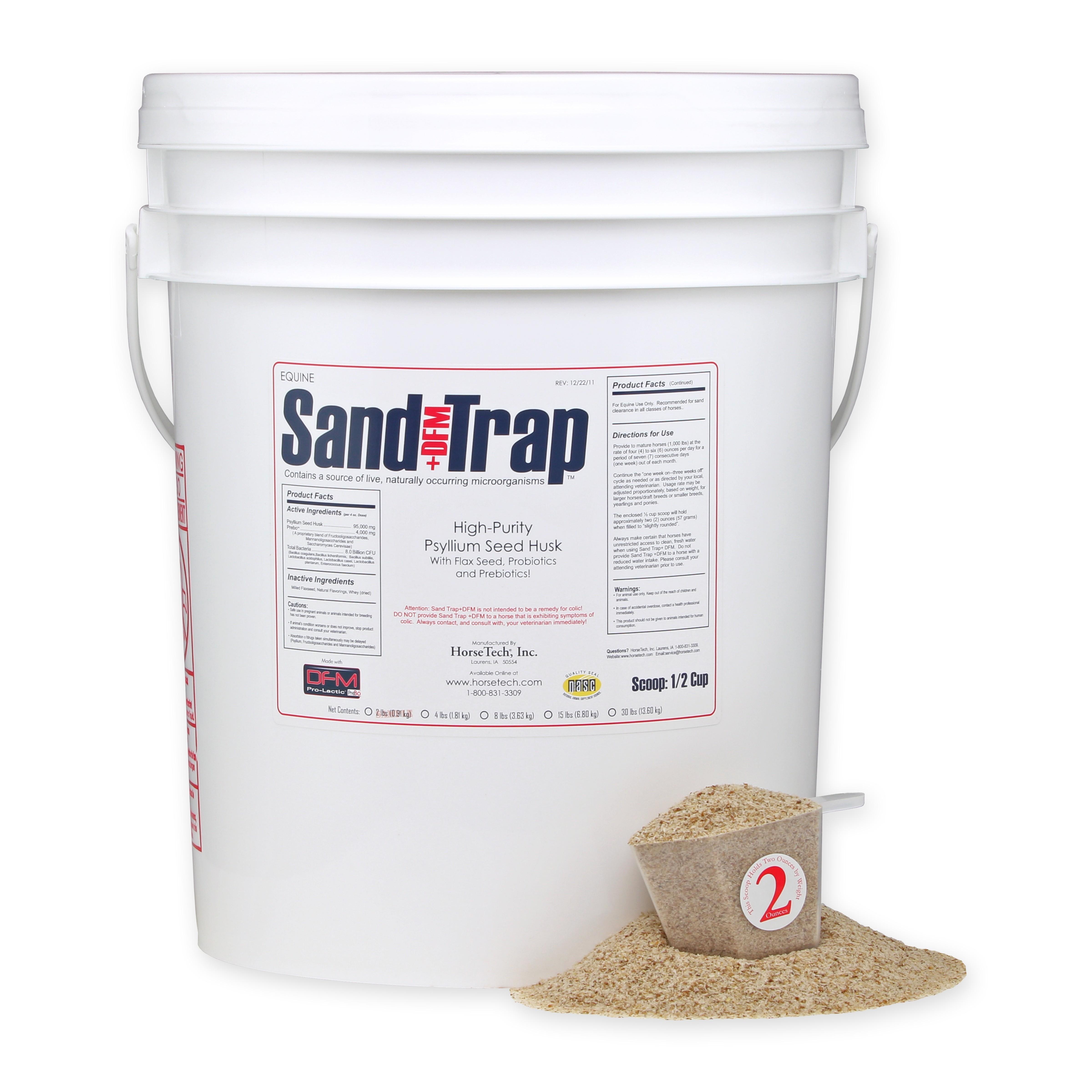 SandTrap + DFM