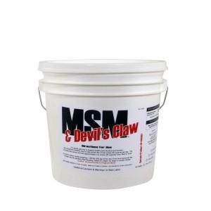 MSM + Devil's Claw